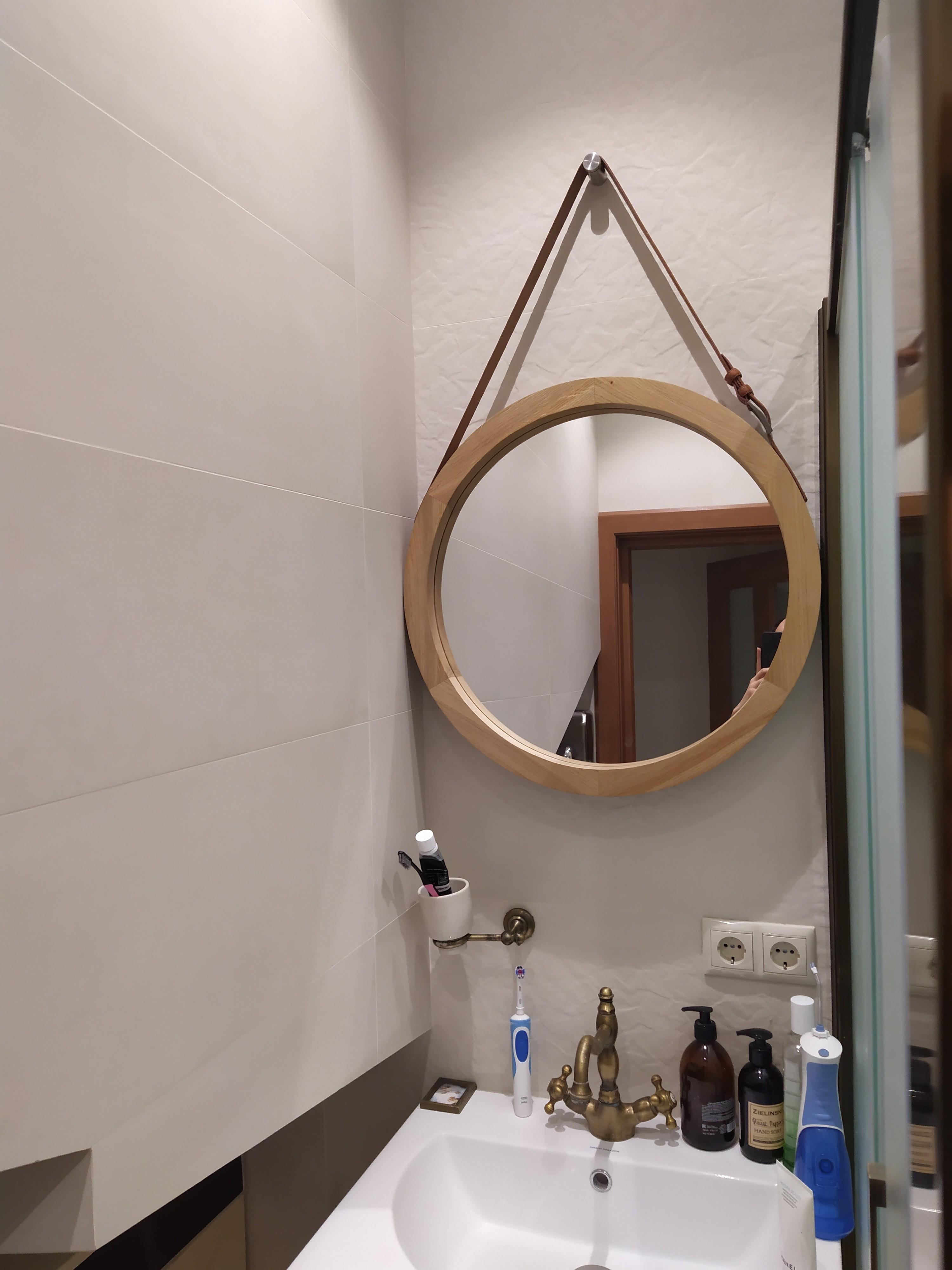 купить зеркало в ванную недорого